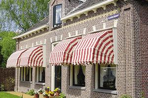 Zon Zonwering Oldenzaal - MARKIEZEN - Bestaand markies opnieuw bekleden