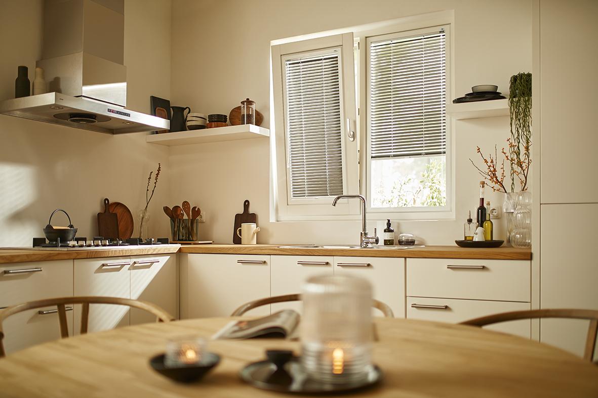 Zon Zonwering Oldenzaal - binnenzonwering en raamdecoratie - lamellen lamella