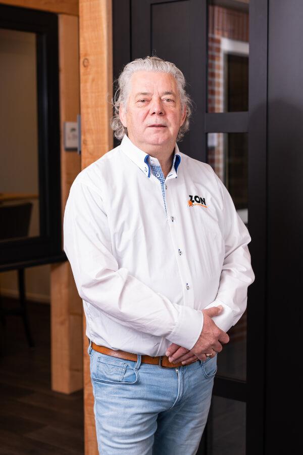 Zon Zonwering Oldenzaal - ons team - Gerrit Administratie